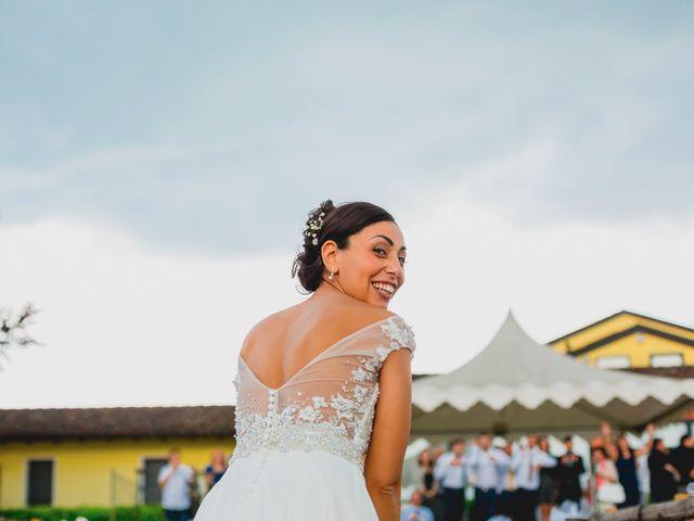 Il matrimonio di Matteo e Valentina a Salvirola, Cremona 200
