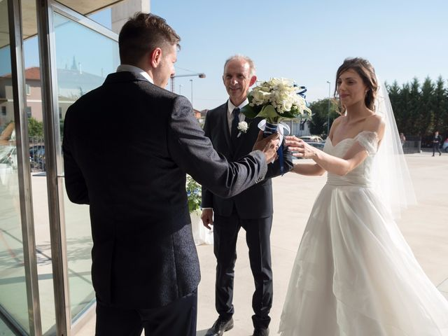 Il matrimonio di Sara e Lorenzo a Foligno, Perugia 11