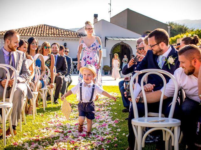 Il matrimonio di Eric e Hannah a Taormina, Messina 10