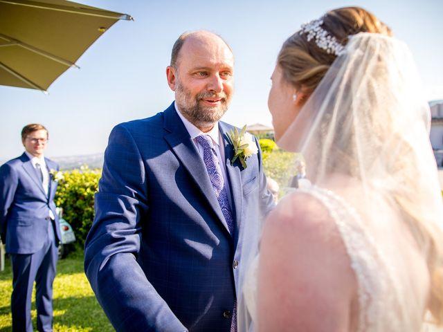 Il matrimonio di Eric e Hannah a Taormina, Messina 16