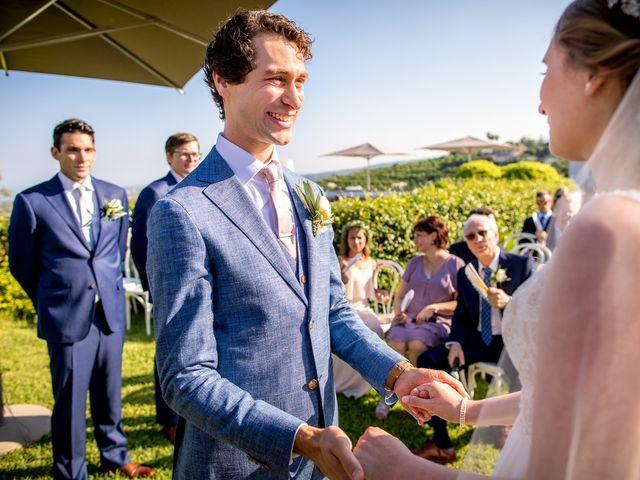 Il matrimonio di Eric e Hannah a Taormina, Messina 17