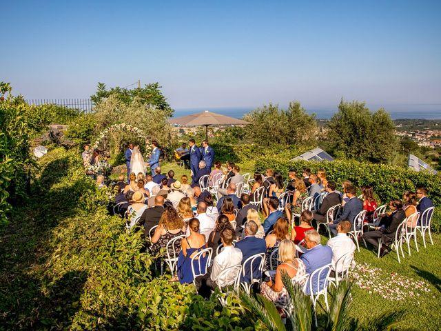 Il matrimonio di Eric e Hannah a Taormina, Messina 18