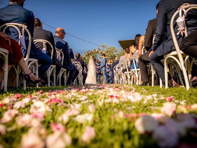 Il matrimonio di Eric e Hannah a Taormina, Messina 19