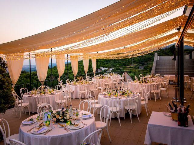 Il matrimonio di Eric e Hannah a Taormina, Messina 38