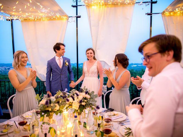 Il matrimonio di Eric e Hannah a Taormina, Messina 41