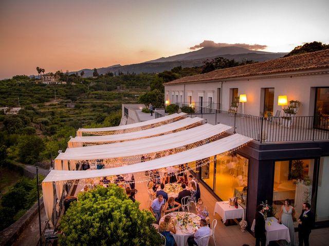 Il matrimonio di Eric e Hannah a Taormina, Messina 42