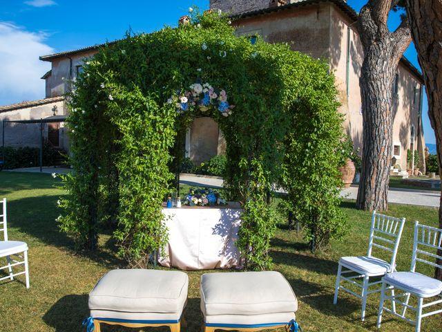 Il matrimonio di Andrea e Barbara a Roma, Roma 2