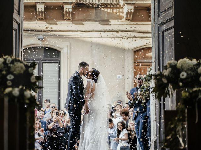 Il matrimonio di Denise e Vito a Ramacca, Catania 17