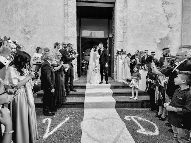 Il matrimonio di Denise e Vito a Ramacca, Catania 18