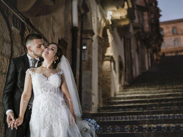 Il matrimonio di Denise e Vito a Ramacca, Catania 21