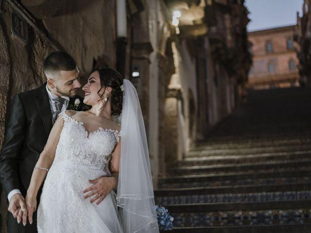 Il matrimonio di Denise e Vito a Ramacca, Catania 23