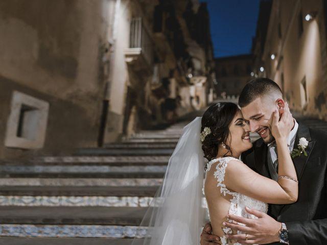 Il matrimonio di Denise e Vito a Ramacca, Catania 25
