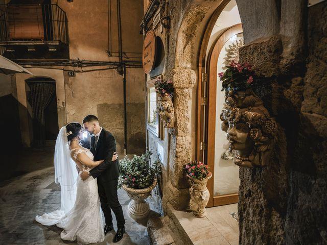 Il matrimonio di Denise e Vito a Ramacca, Catania 28