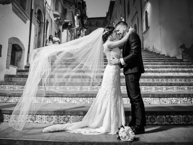 Il matrimonio di Denise e Vito a Ramacca, Catania 29