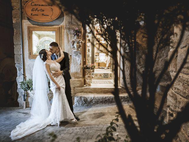Il matrimonio di Denise e Vito a Ramacca, Catania 30