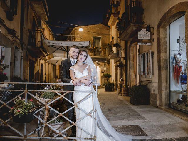 Il matrimonio di Denise e Vito a Ramacca, Catania 34