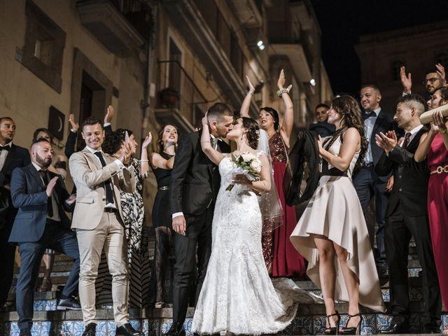 Il matrimonio di Denise e Vito a Ramacca, Catania 36