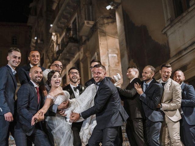 Il matrimonio di Denise e Vito a Ramacca, Catania 37