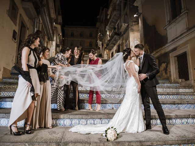 Il matrimonio di Denise e Vito a Ramacca, Catania 38