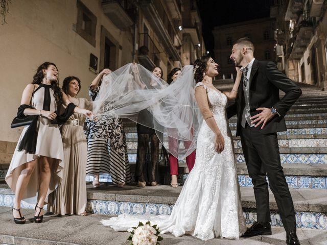Il matrimonio di Denise e Vito a Ramacca, Catania 39