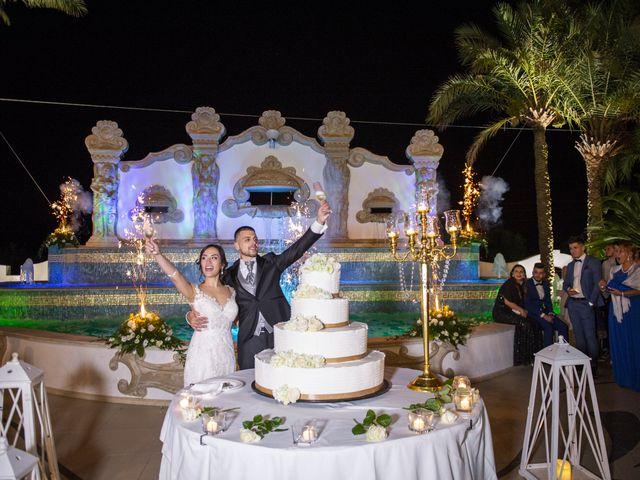 Il matrimonio di Denise e Vito a Ramacca, Catania 60