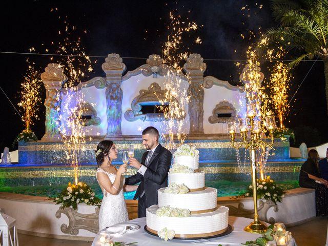 Il matrimonio di Denise e Vito a Ramacca, Catania 61