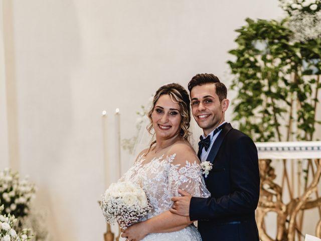 Il matrimonio di Francesco e Martina a Monsummano Terme, Pistoia 4