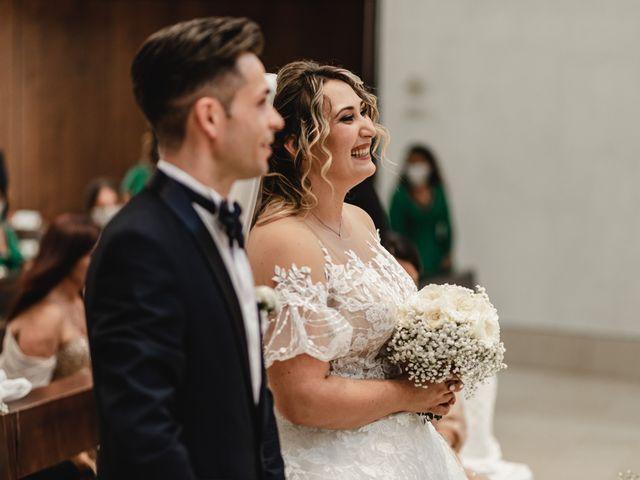 Il matrimonio di Francesco e Martina a Monsummano Terme, Pistoia 6