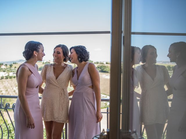 Il matrimonio di Nicola e Elena a Montefano, Macerata 5