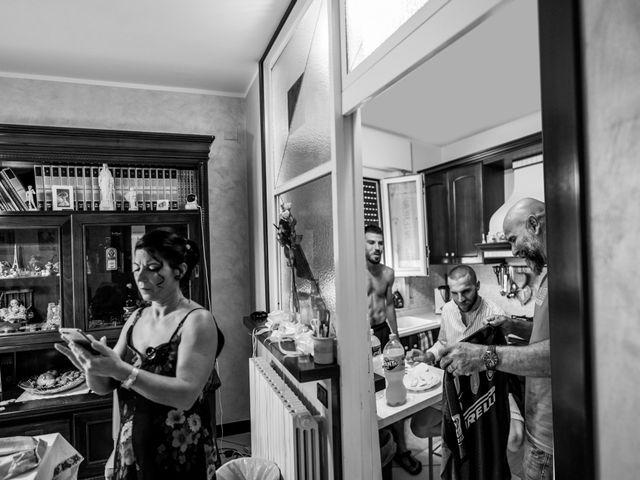 Il matrimonio di Nicola e Elena a Montefano, Macerata 7
