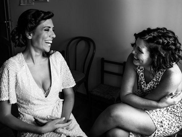 Il matrimonio di Nicola e Elena a Montefano, Macerata 9