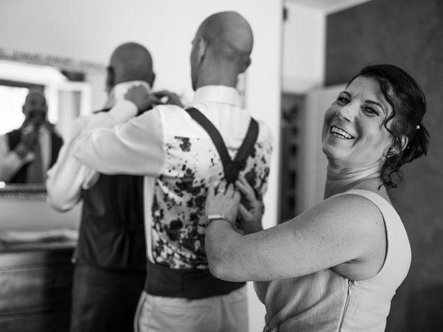 Il matrimonio di Nicola e Elena a Montefano, Macerata 20