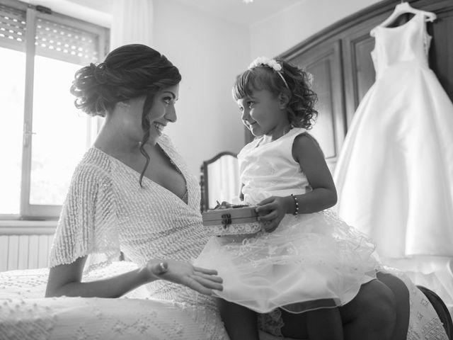 Il matrimonio di Nicola e Elena a Montefano, Macerata 23