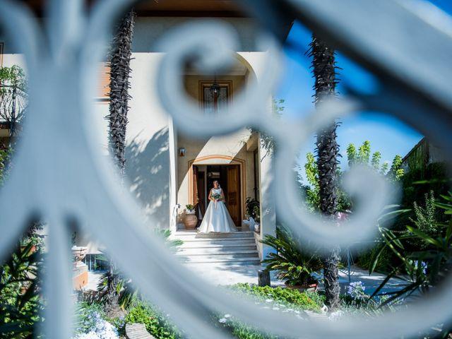Il matrimonio di Nicola e Elena a Montefano, Macerata 33