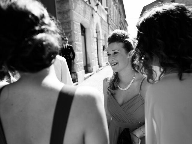 Il matrimonio di Nicola e Elena a Montefano, Macerata 35