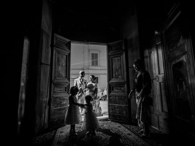 Il matrimonio di Nicola e Elena a Montefano, Macerata 42