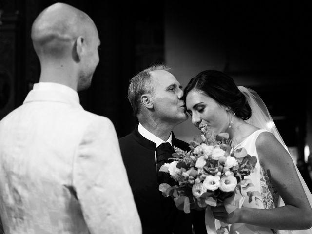 Il matrimonio di Nicola e Elena a Montefano, Macerata 43