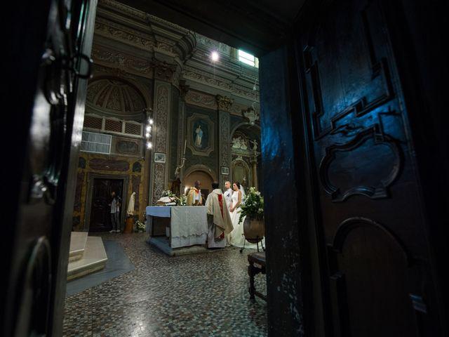 Il matrimonio di Nicola e Elena a Montefano, Macerata 44