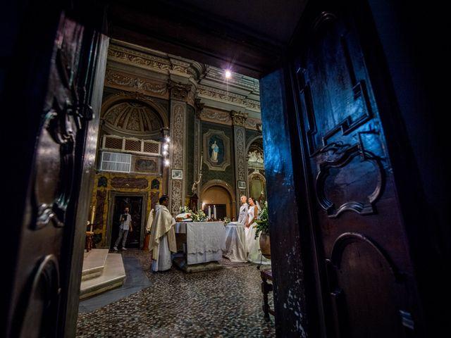 Il matrimonio di Nicola e Elena a Montefano, Macerata 46