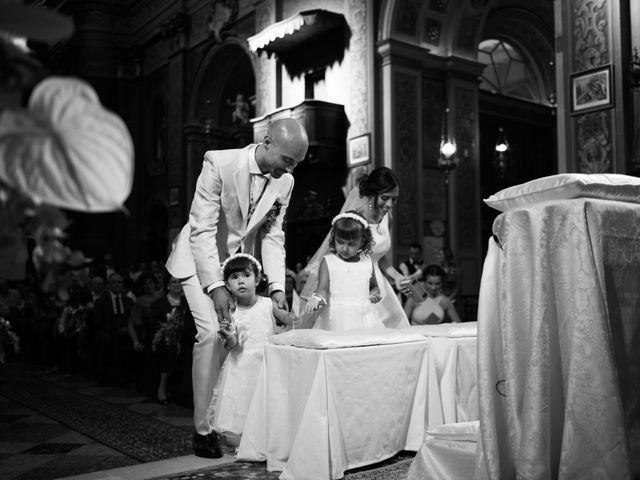 Il matrimonio di Nicola e Elena a Montefano, Macerata 51
