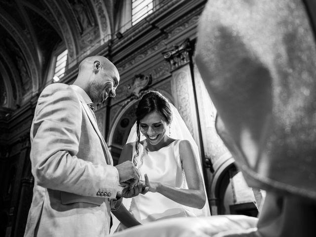 Il matrimonio di Nicola e Elena a Montefano, Macerata 52