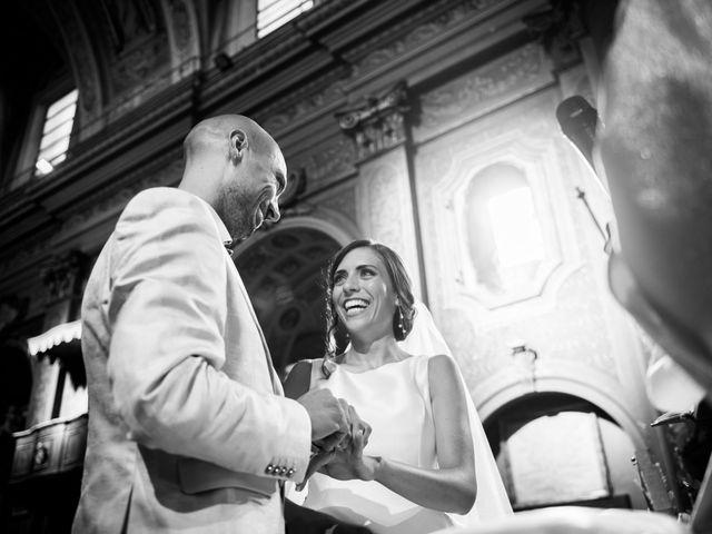 Il matrimonio di Nicola e Elena a Montefano, Macerata 53