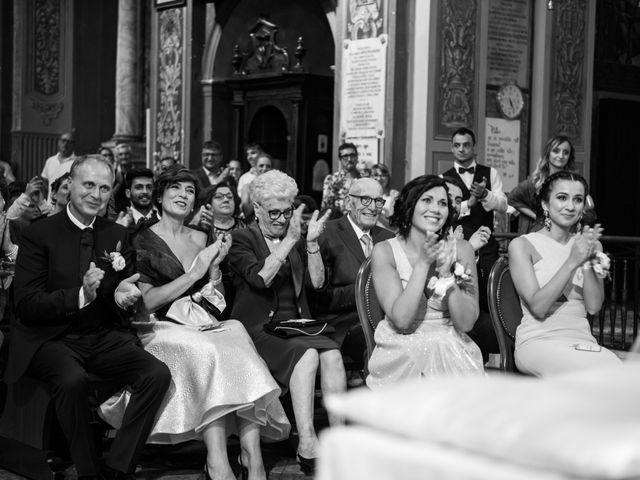 Il matrimonio di Nicola e Elena a Montefano, Macerata 55
