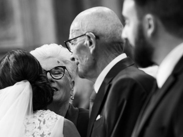 Il matrimonio di Nicola e Elena a Montefano, Macerata 57