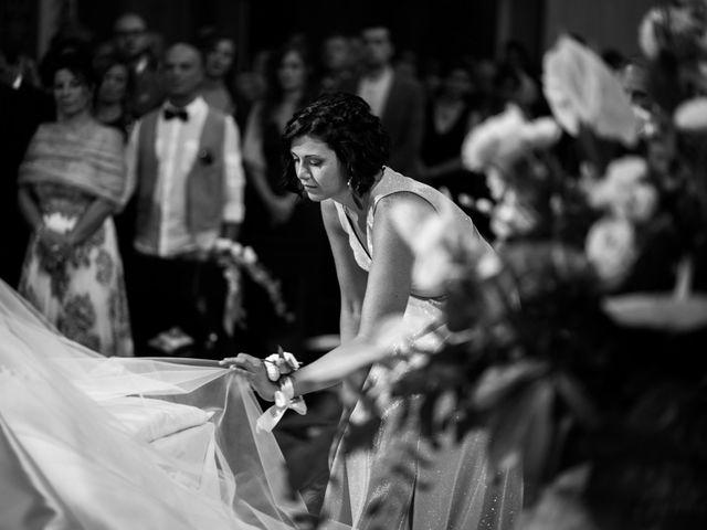 Il matrimonio di Nicola e Elena a Montefano, Macerata 58