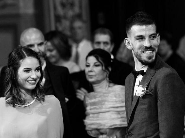 Il matrimonio di Nicola e Elena a Montefano, Macerata 61