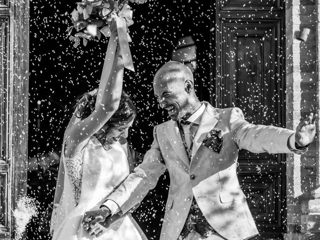 Il matrimonio di Nicola e Elena a Montefano, Macerata 67