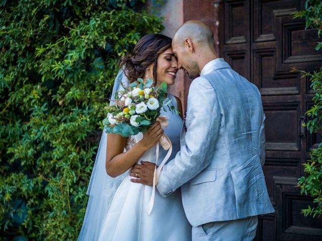 Il matrimonio di Nicola e Elena a Montefano, Macerata 74