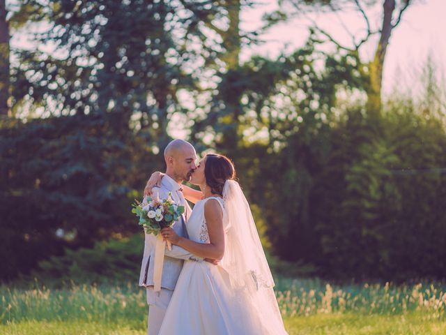 Il matrimonio di Nicola e Elena a Montefano, Macerata 75
