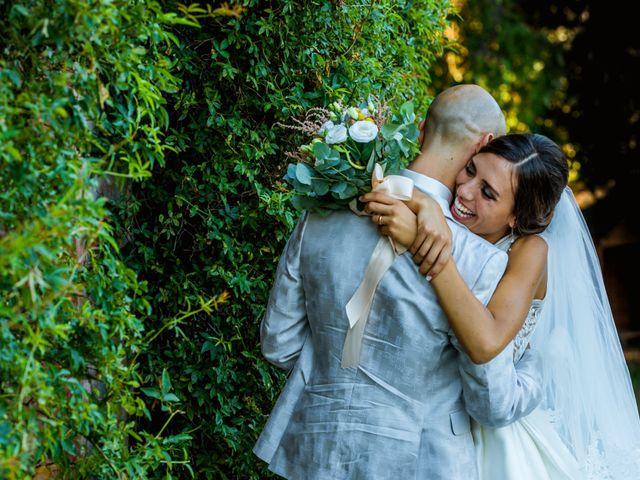 Il matrimonio di Nicola e Elena a Montefano, Macerata 76